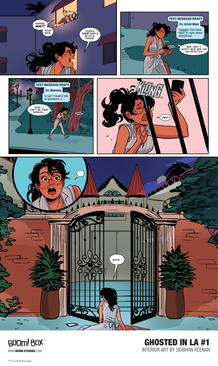 Ghosted In LA preview page 3