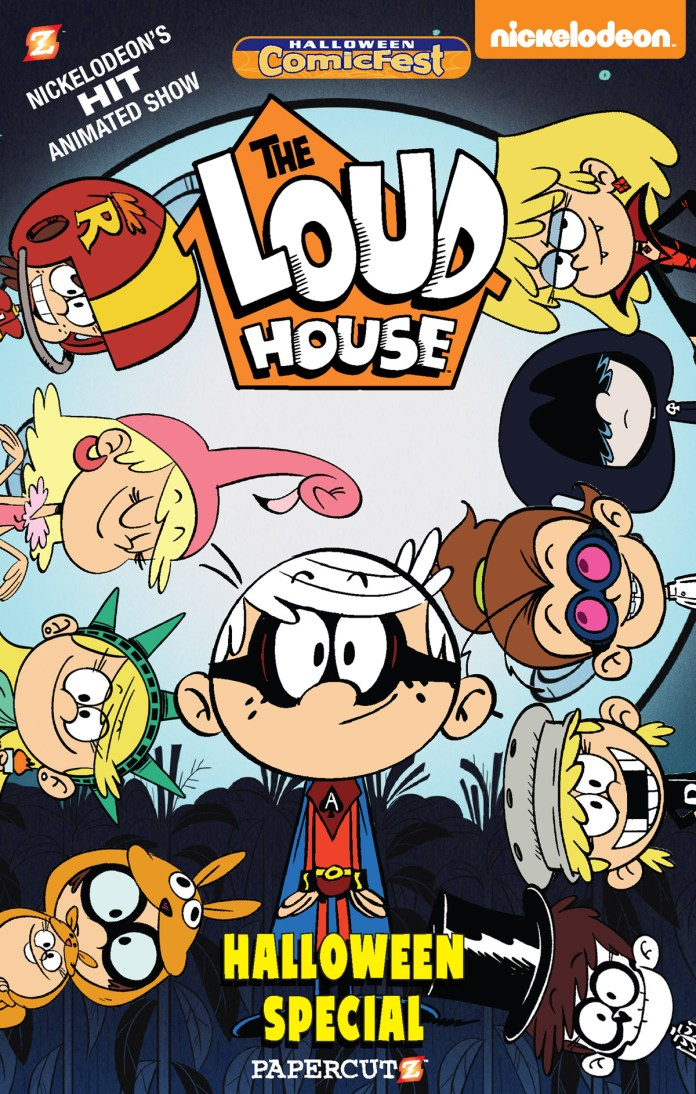 "The Loud House: ""A Very LOUD Halloween"""