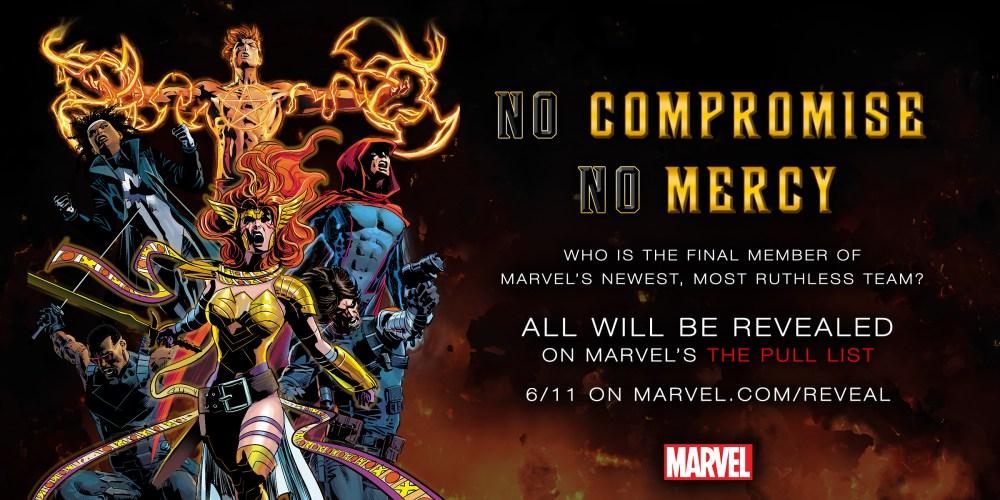 Marvel Teaser Full Team
