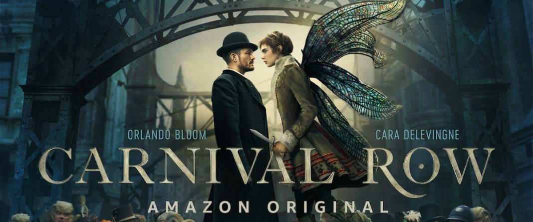 Urban fantasy series Carnival Row