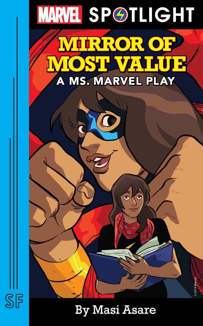 Marvel Spotlight Ms. Marvel