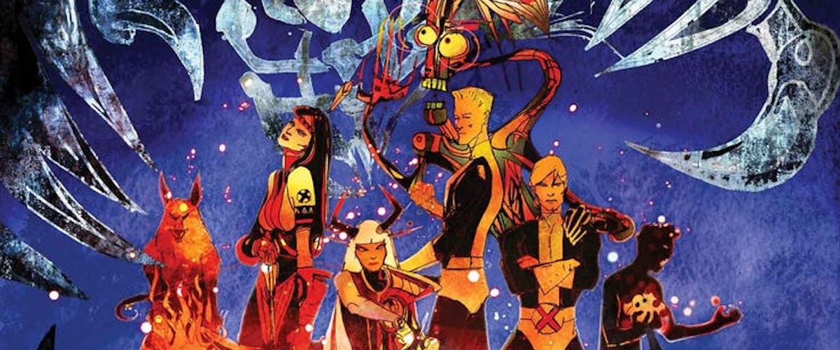 Claremont & Sienkiewicz are back in action with NEW MUTANTS: WAR CHILDREN this September
