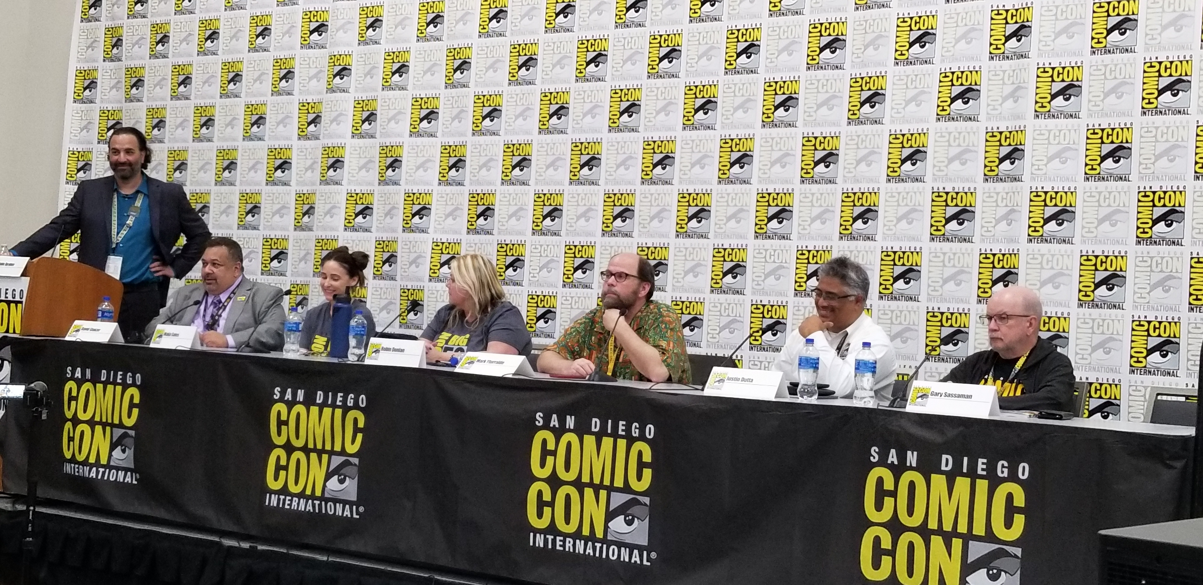 """SDCC '19: """"Comic-Con Now"""" panel highlights a team effort to keep the con moving & growing - The Beat"""