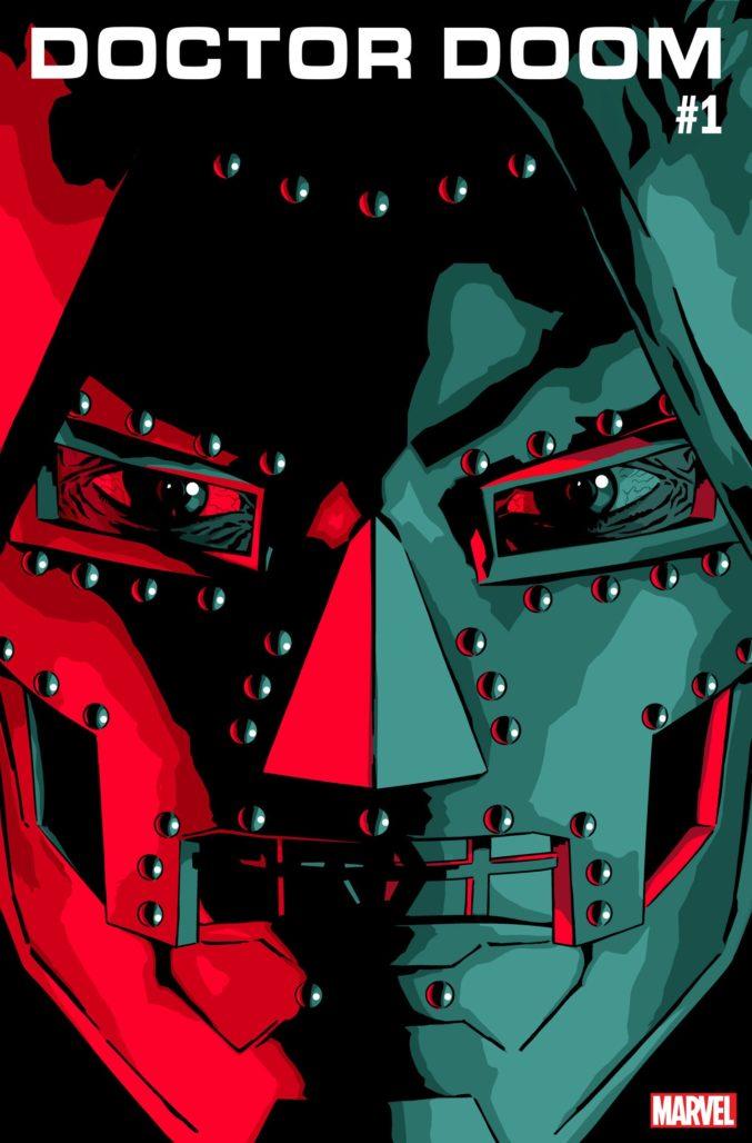 Doctor Doom #1 Cover