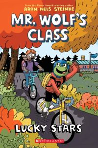SDCC '19: MR. WOLF'S CLASS is back in session: an interview with ARON NELS STEINKE