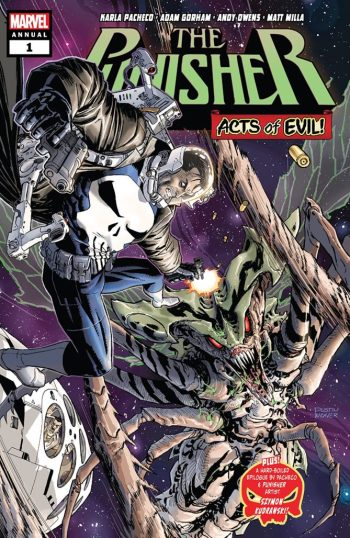 The Punisher Annual #1 Acts of Evil