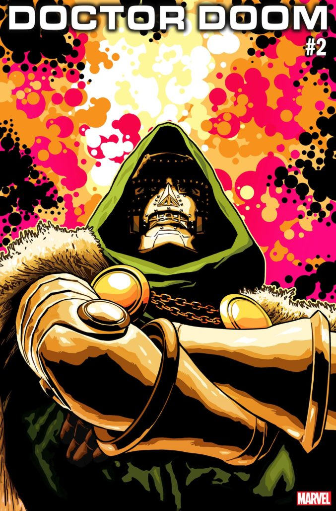 Doctor Doom #2 Cover