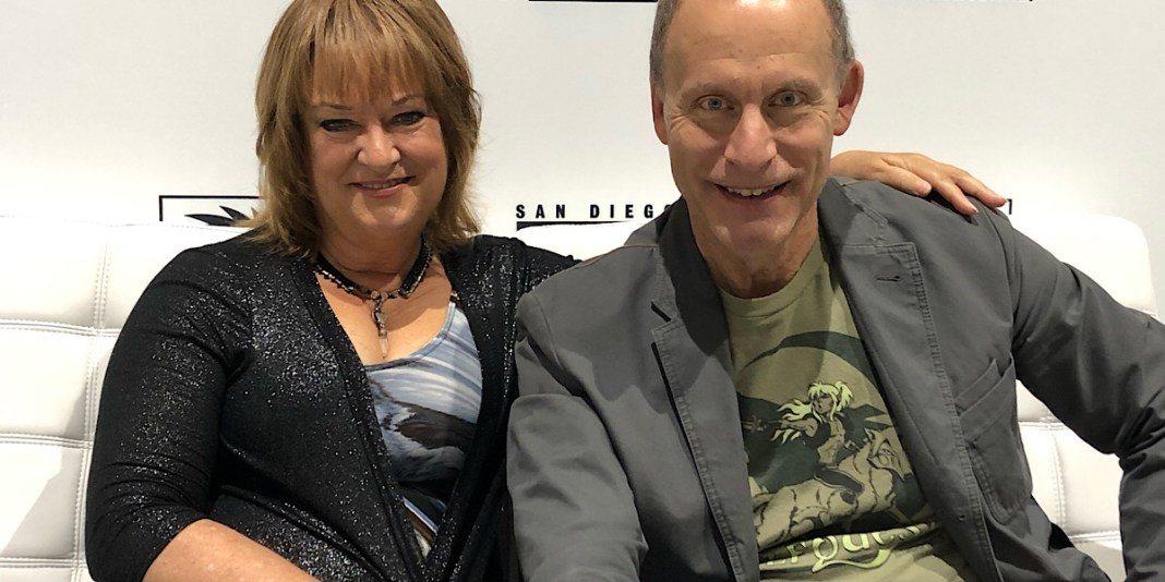 SDCC '19: Wendy and Richard Pini On Stargazer's Hunt