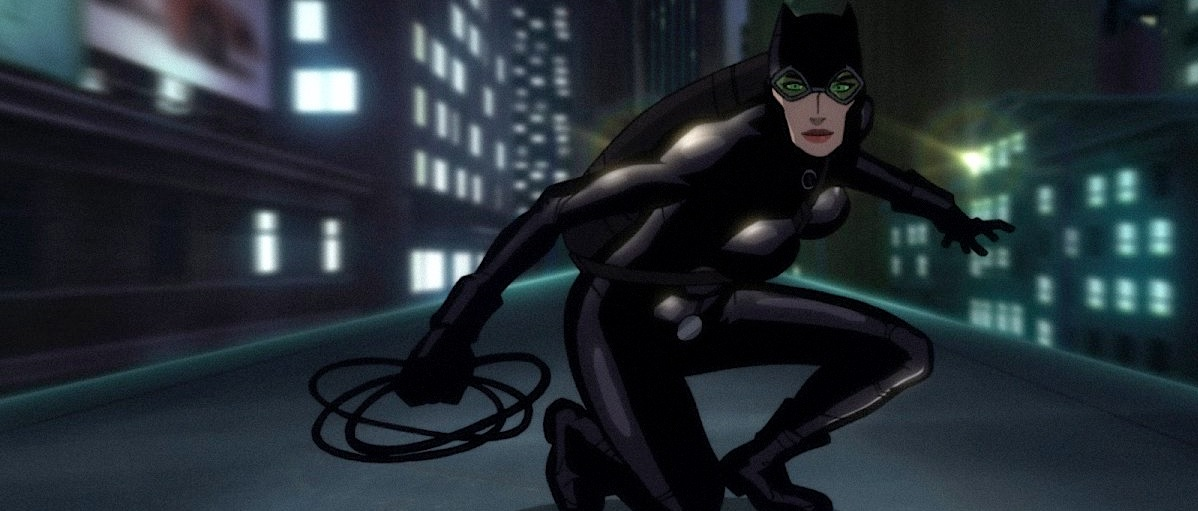 Catwoman Gives Chase In Batman Hush Clip The Beat