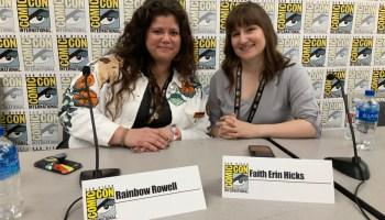 Rainbow Rowell & Faith Erin Hicks
