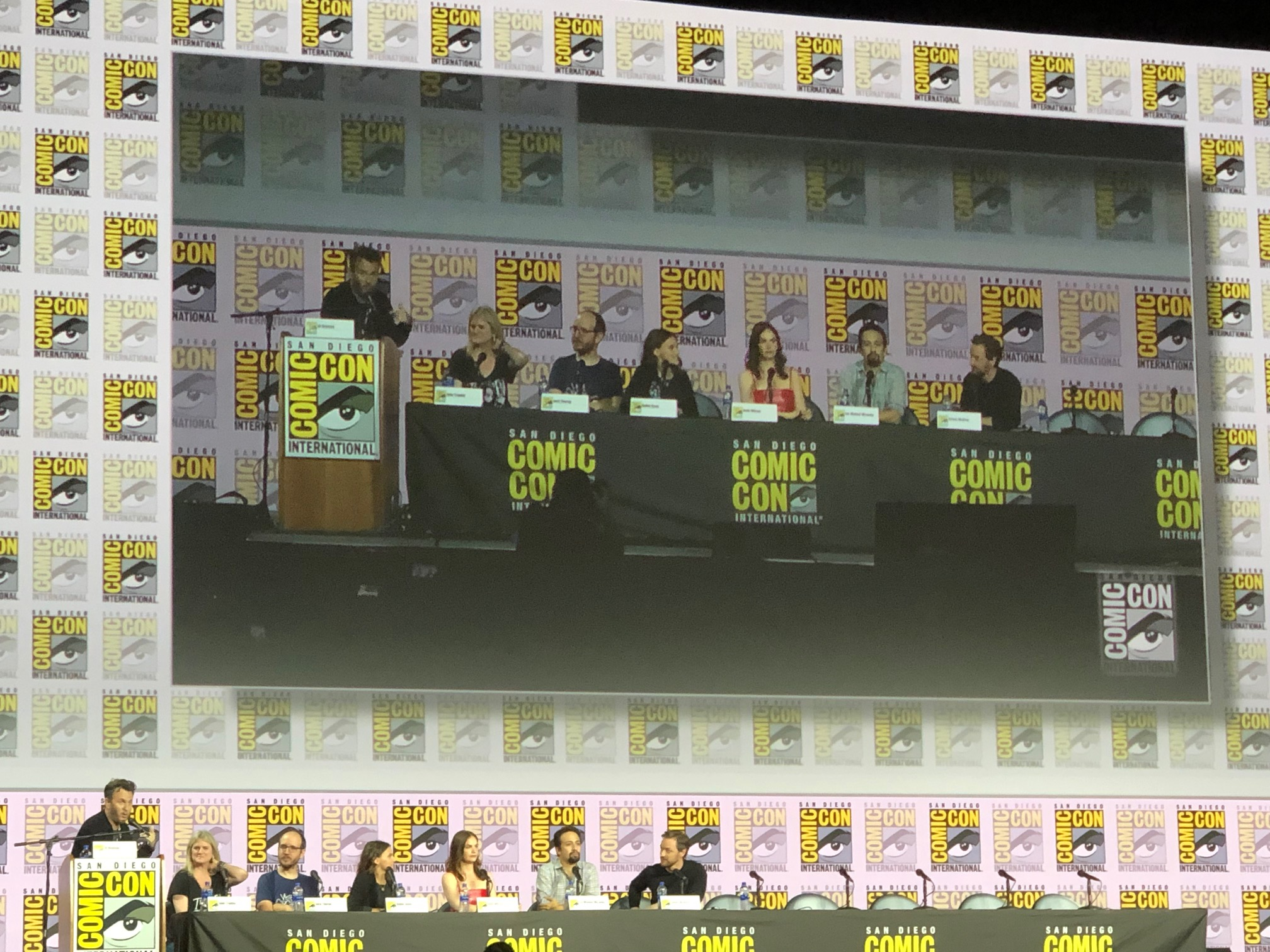 His Dark Materials in Hall H