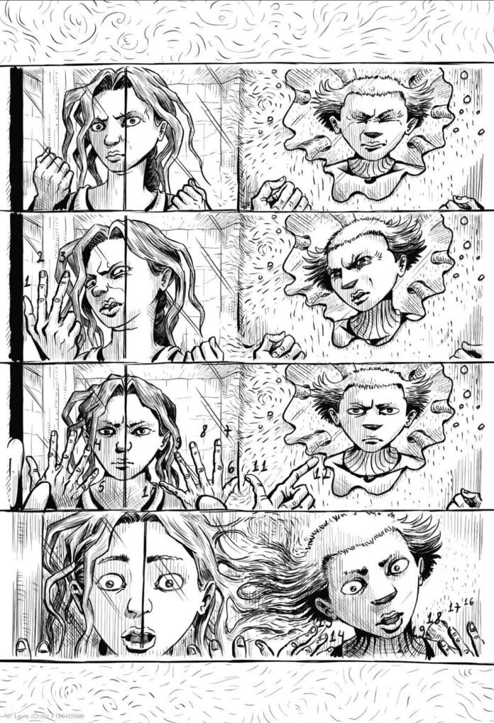 nir levie comics