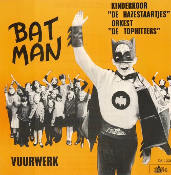 songs about Batman