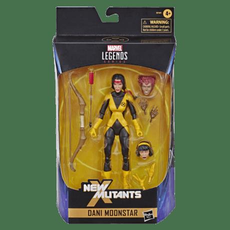 Marvel Legends - X-Men: New Mutants - Dani Moonstar