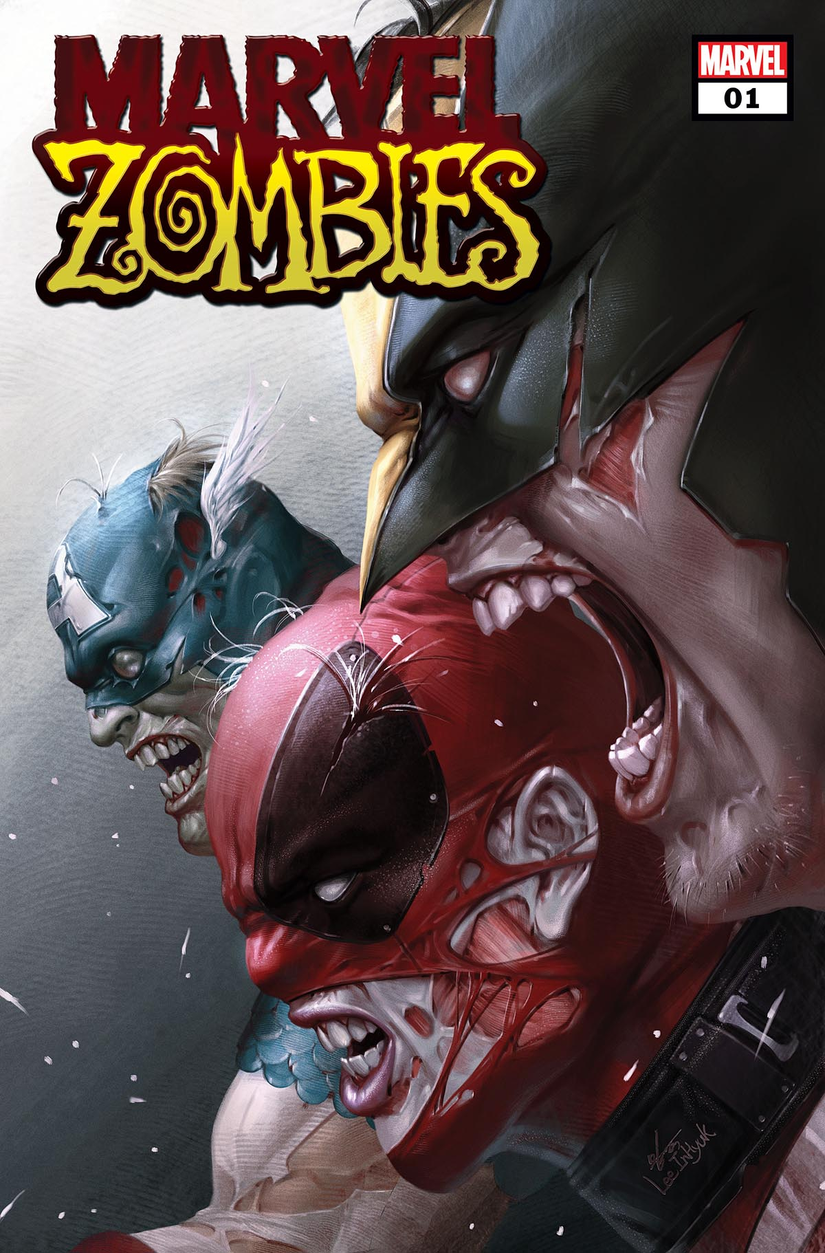 Marvel Zombies: Respawn #1