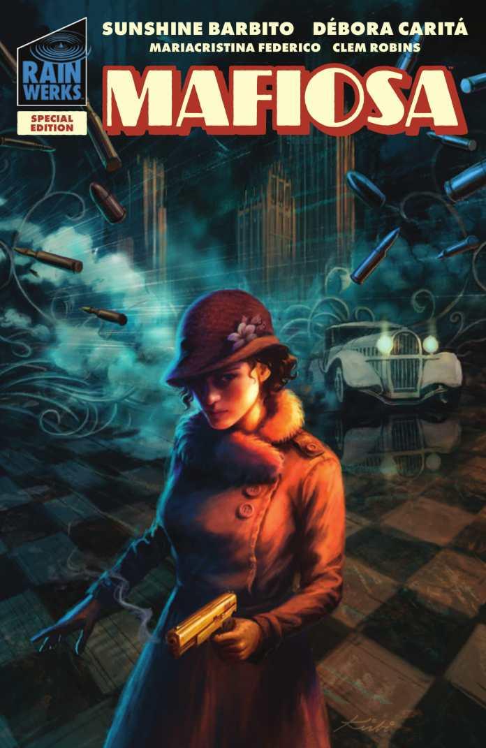 Mafiosa #1 cover
