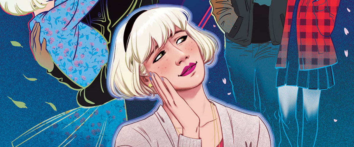 Image result for sabrina the teenage witch #4 2019