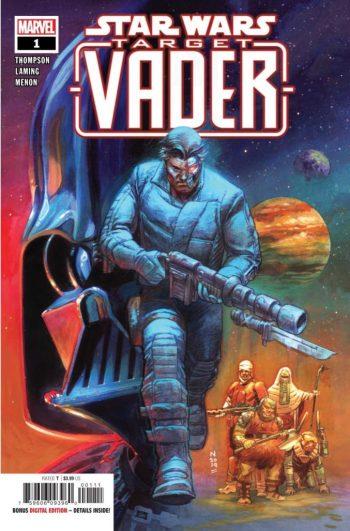 Star Wars Target Vader #1