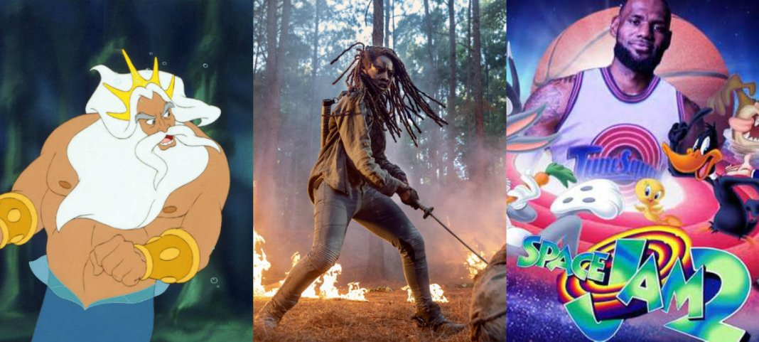 Studio Coffee Run 7/19/19: More LITTLE MERMAID casting, a WALKING DEAD preview, awards, lotsa trailers and more entertainment news