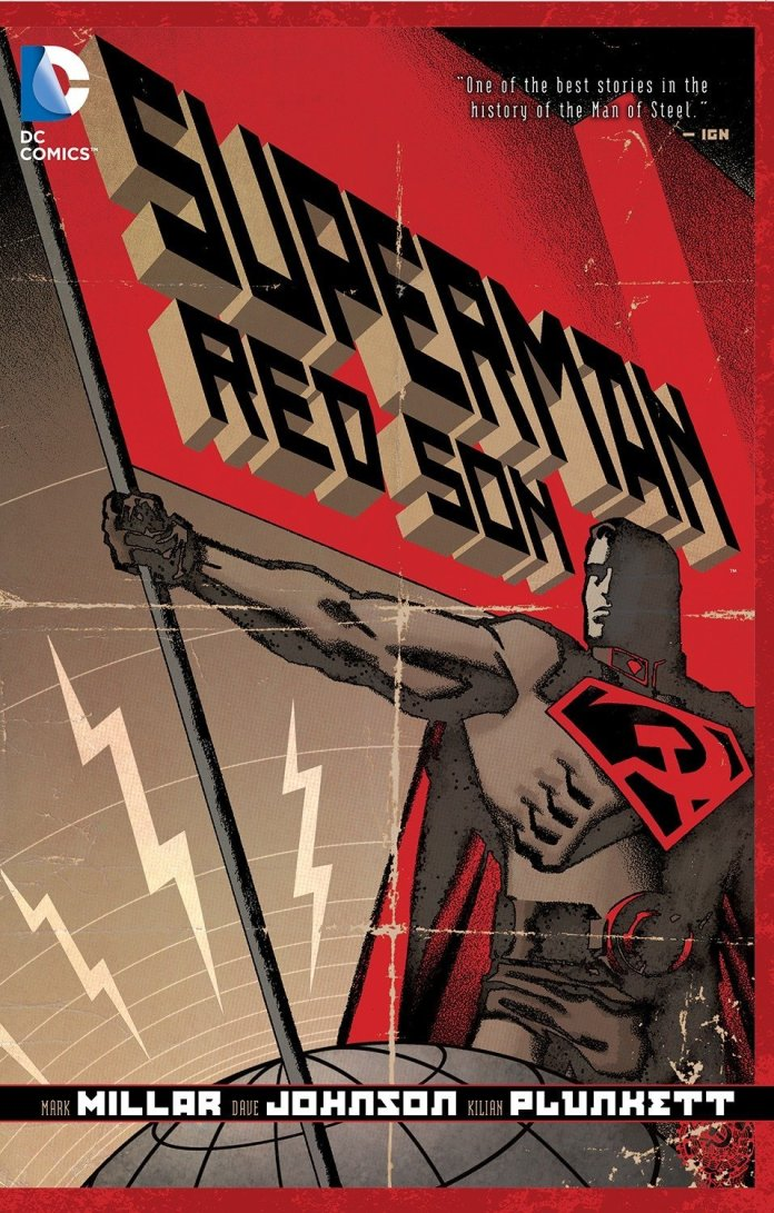 Superman: Red Son/DC Comics