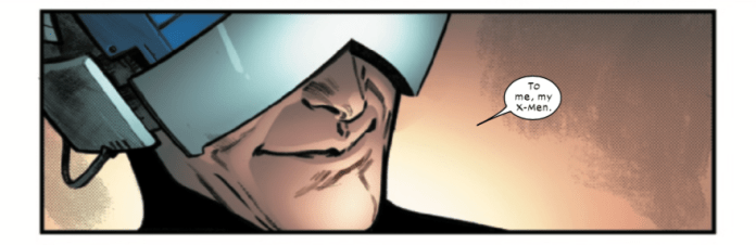 Panel from House of X #1