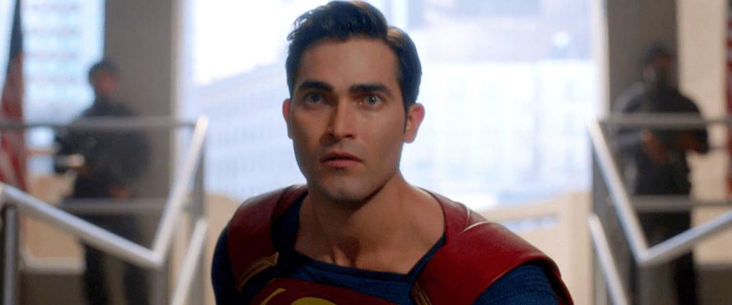 CW superman