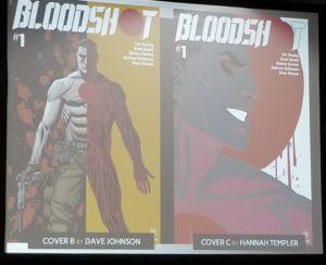 Valiant - Bloodshot