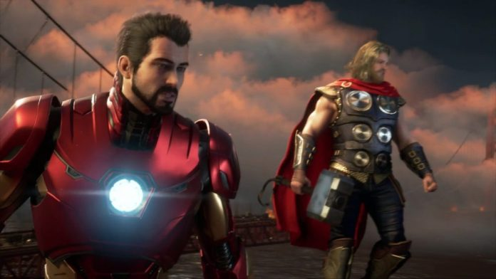 what's wrong avengers game