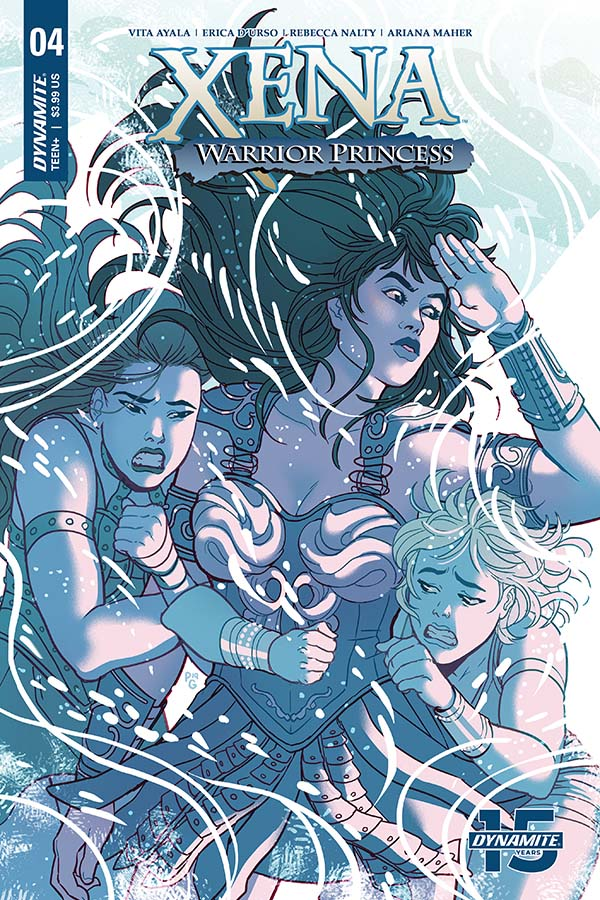 Xena: Warrior Princess #4