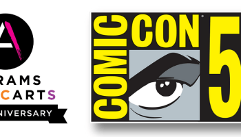 Abrams ComicArts at SDCC '19