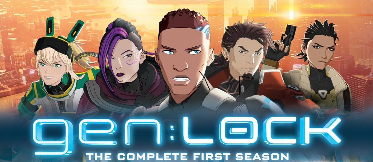 gen:LOCK – The Complete First Season Digital/Blu-ray release