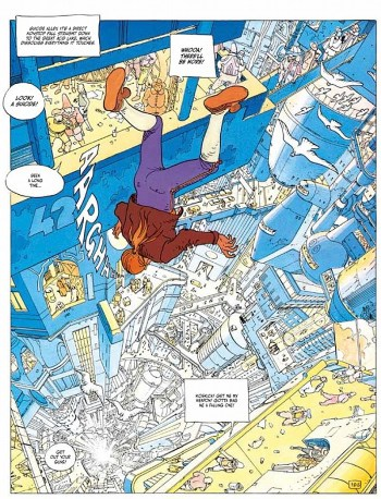 The Incal opening
