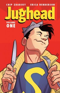 Jughead Vol. 1 cover