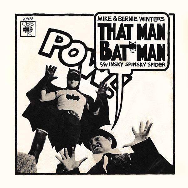 songs about Batman