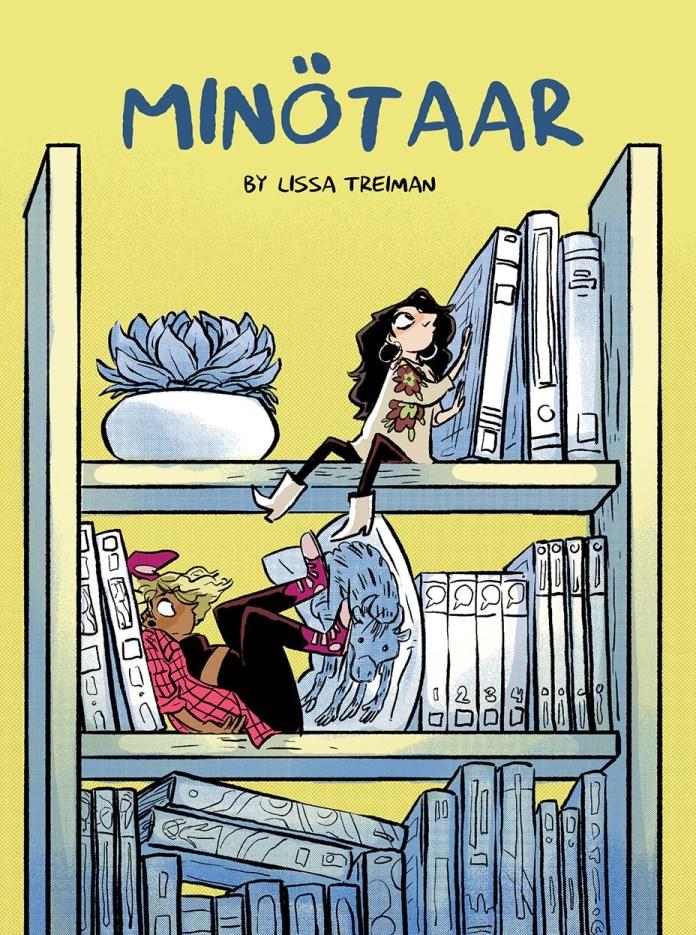 Minotaar Shortbox #11