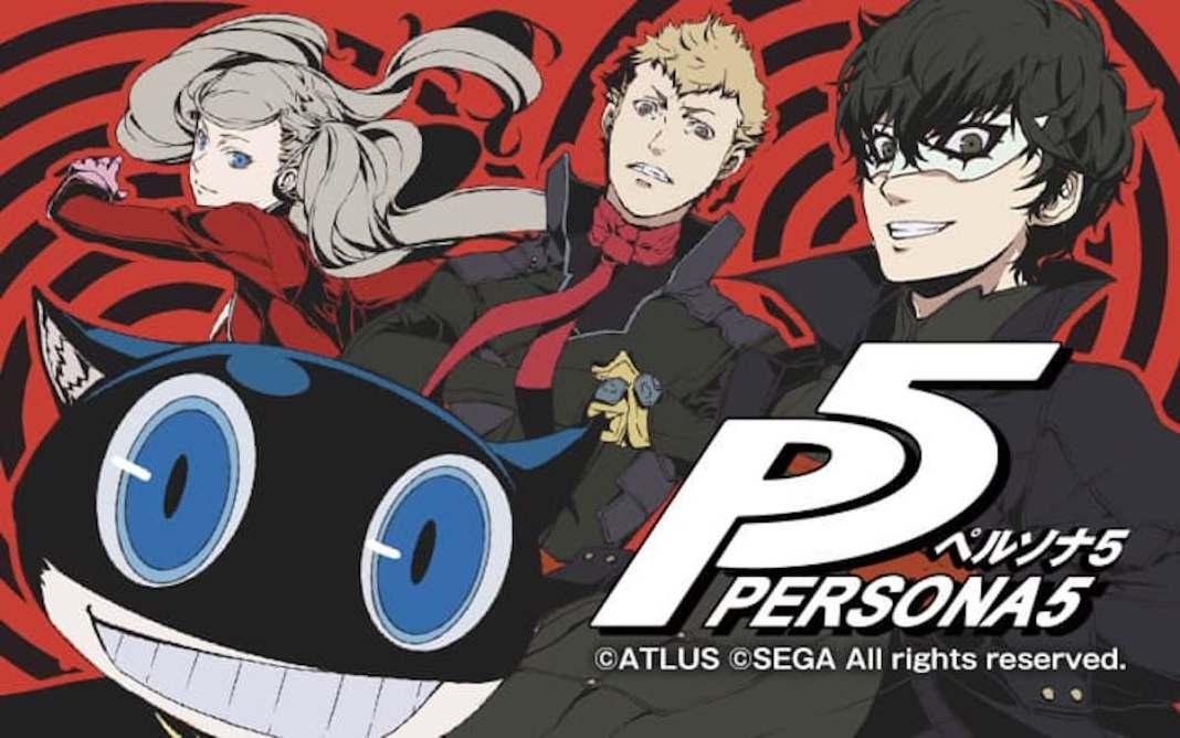 Persona 5 Yen Press
