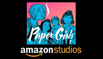 Paper Girls on Amazon Studios