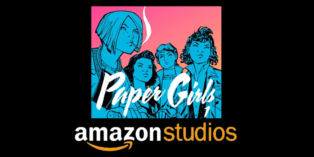 Paper Girls on Amazon Studios
