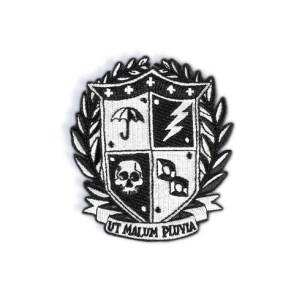 Umbrella Academy merch - crest patch