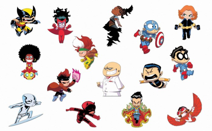 SDCC '19: Variant covers, t-shirts, and pins highlight Marvel's SDCC exclusives 7