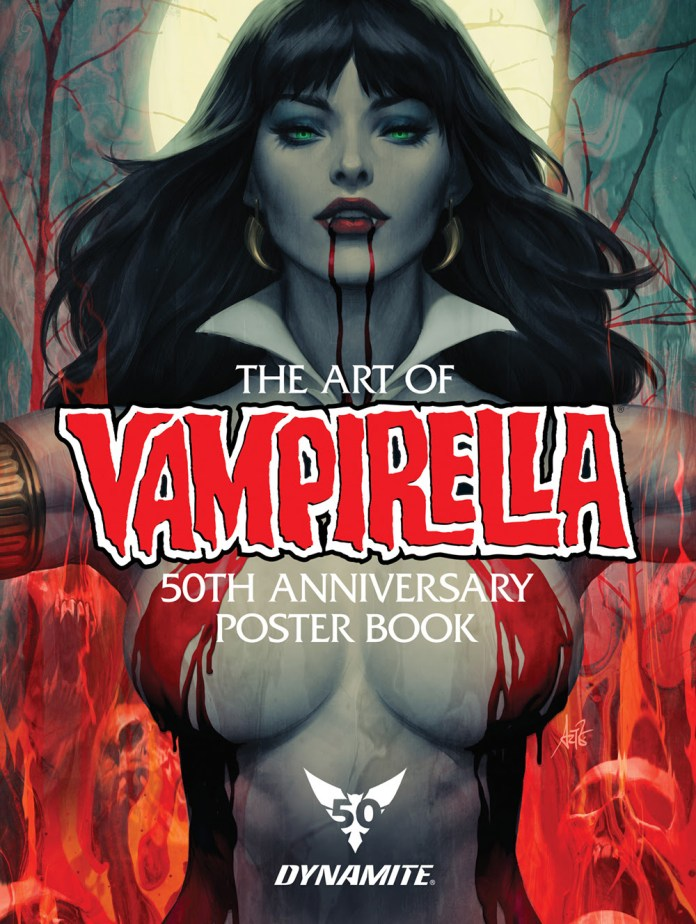 Vampirella Poster Book