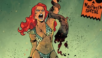 Red Sonja Bettie Page