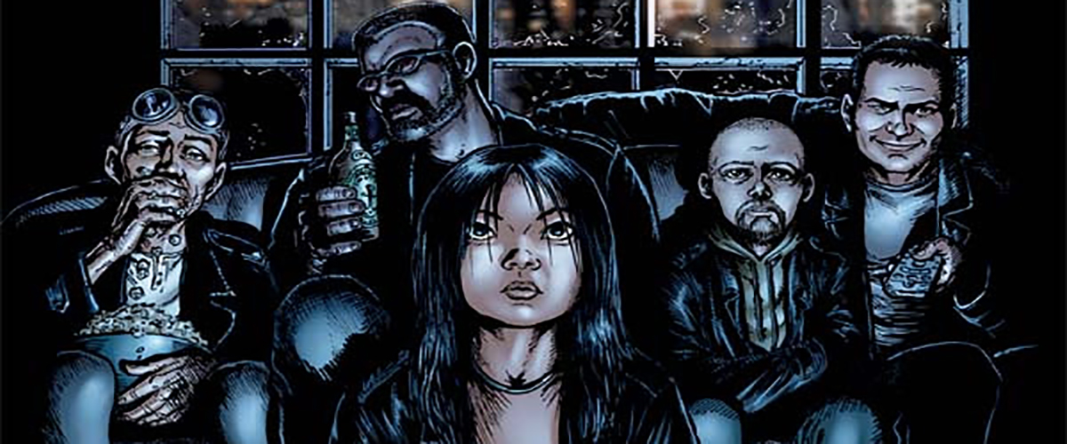 The Boys and Other Garth Ennis works are coming to Humble Bundle