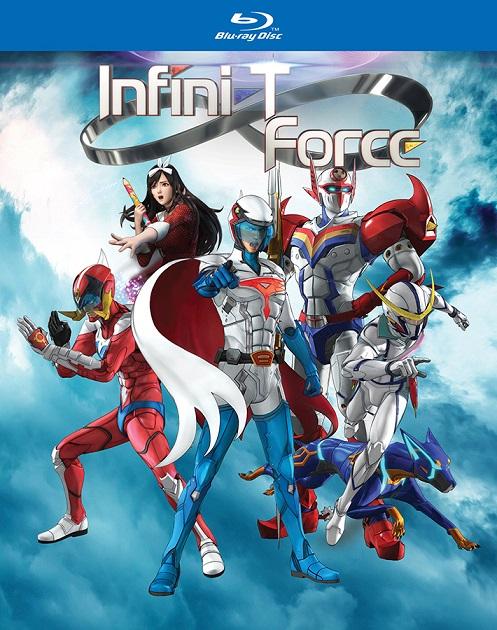VIZ Media Preview: Infini-T Force