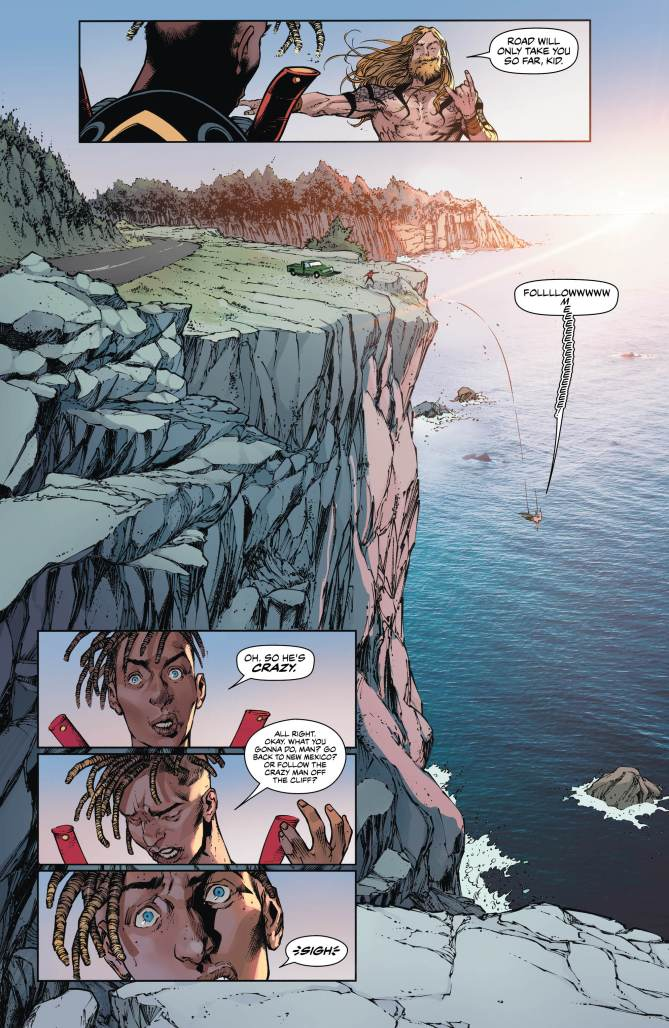 Aquaman 51 page 2