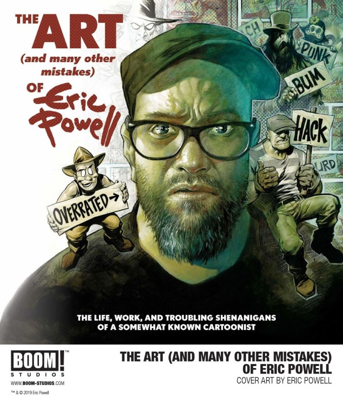The Art (And Many Other Mistakes) of Eric Powell
