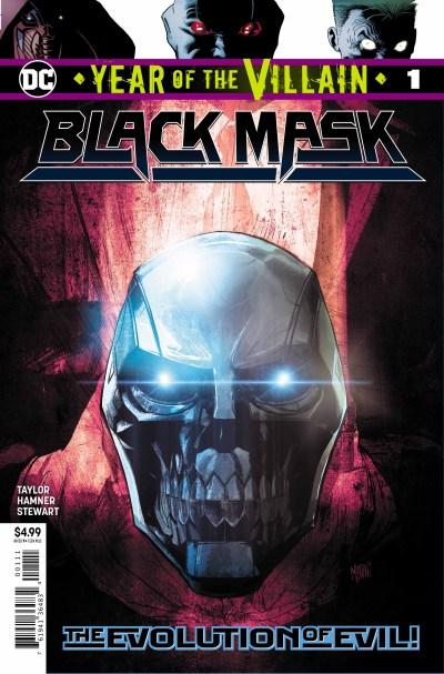 YotV Black Mask