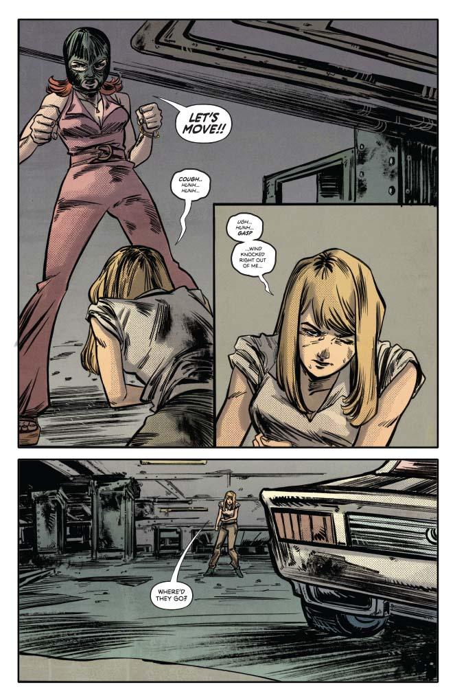 Charlie's Angels vs Bionic Woman #2