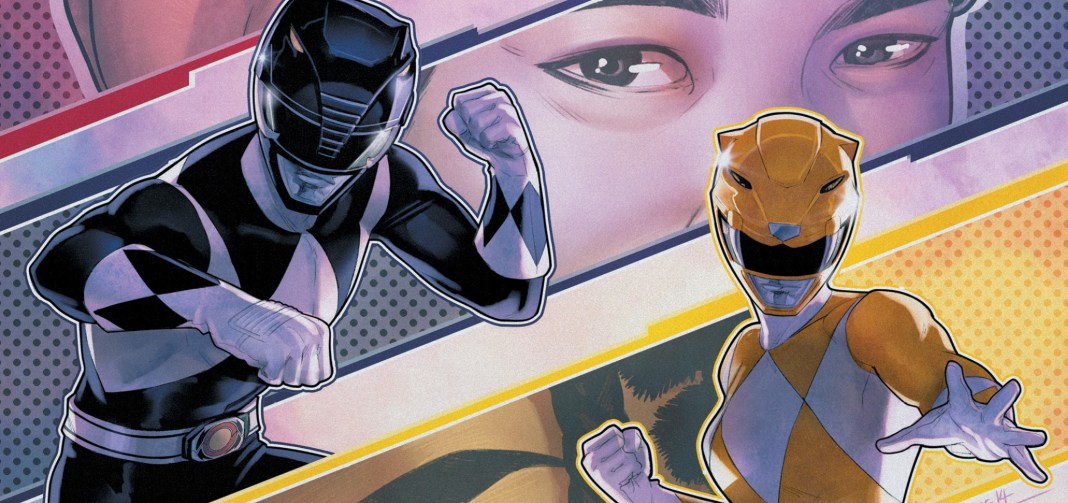 Mighty Morphin Power Rangers #42
