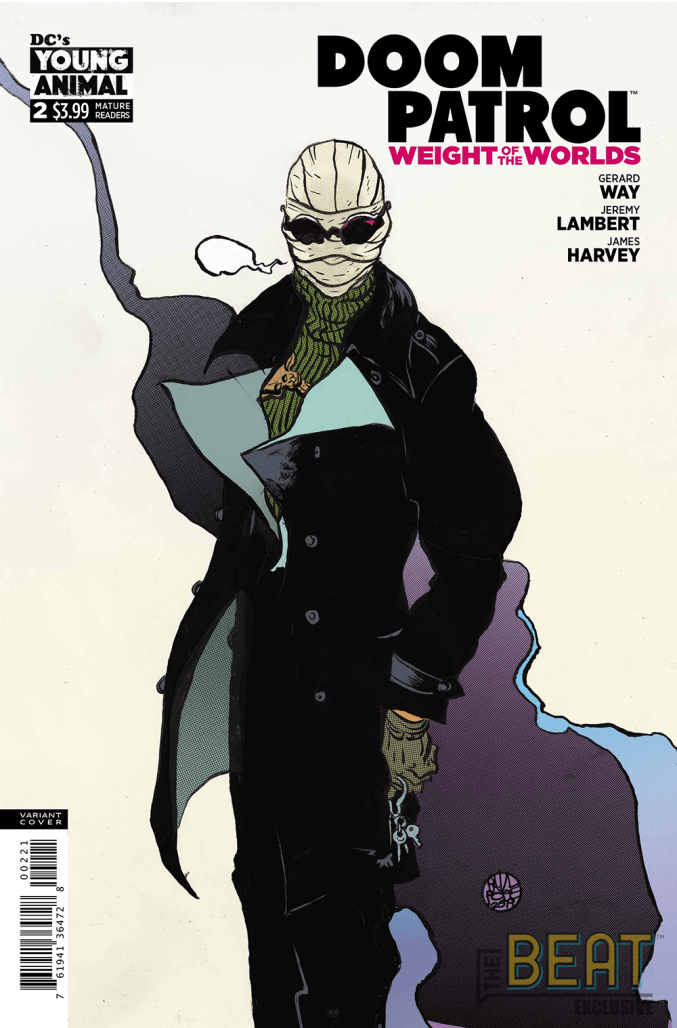 Doom Patrol: Weight of the Worlds #2 Preview